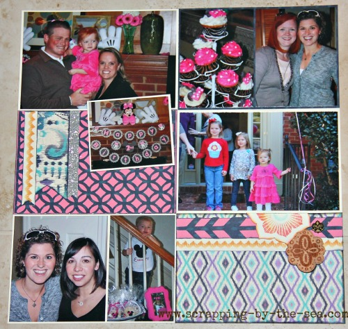 Sarita Scrapbook Generation 2