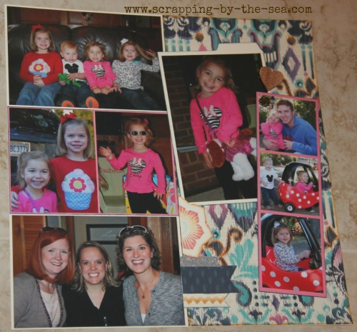 Sarita scrapbook generation 3
