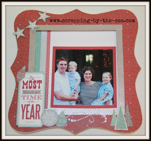 Sparkle and shine frame